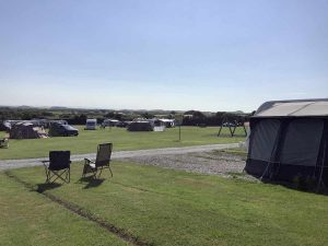 Lobb Fields Caravan and Camping Park camping