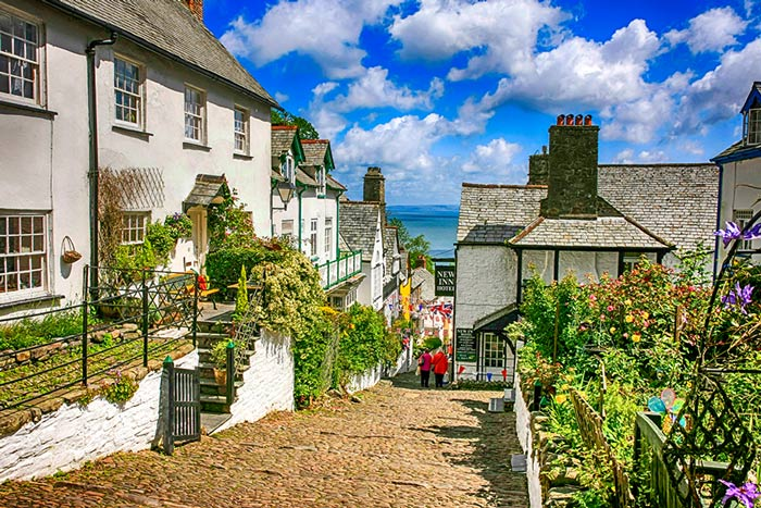 Clovelly Village - 7 Wonders of North Devon