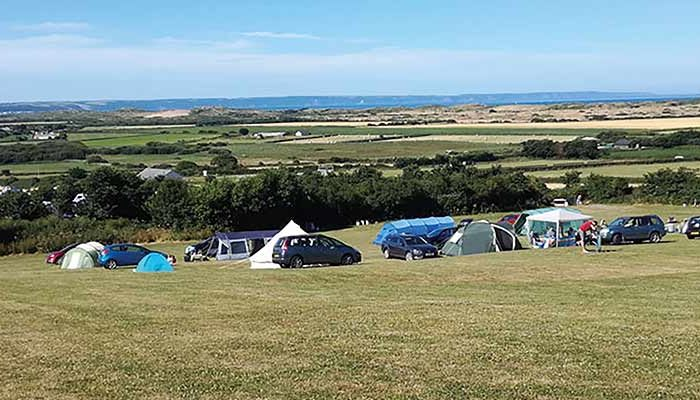 We're open | Lobb Fields Camping and Caravan Park