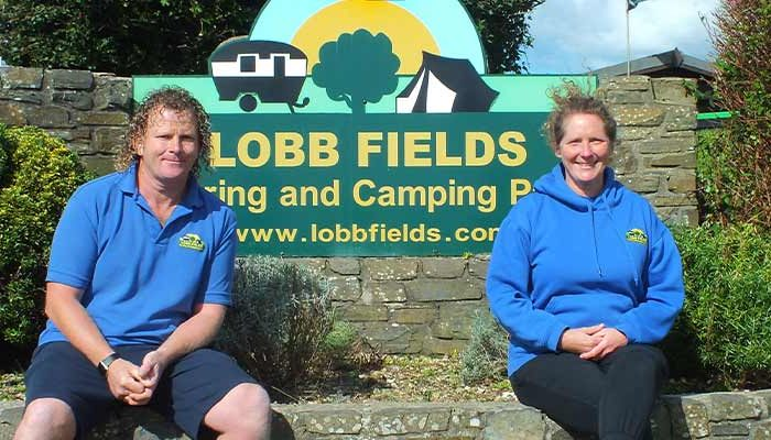 Lobb Fields' new managers